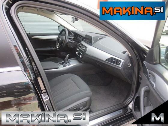 BMW serija 5- 520d + Avtomatic + NAVIGACIJA + XENON + KAMERA + LE 13600 KM