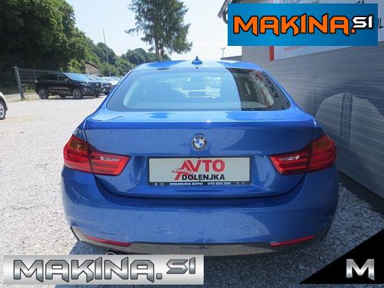 BMW serija 4- 420Xd Gran Coupé M Sport AUTOMATIC + BIXENON + NAVIGACIJA + 4X4 + ALU