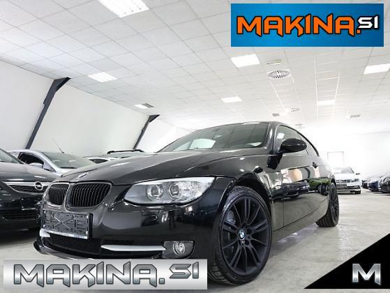 BMW serija 3- 320d M- PAKET- BI XENON- 18.COL- USNJE- SPORT- KOT NOV-