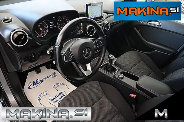 Mercedes-Benz B-Razred B 180 d BUSINESS Edition- KAMERA- NAVIGACIJA- JAMSTVO 12.MESECEV