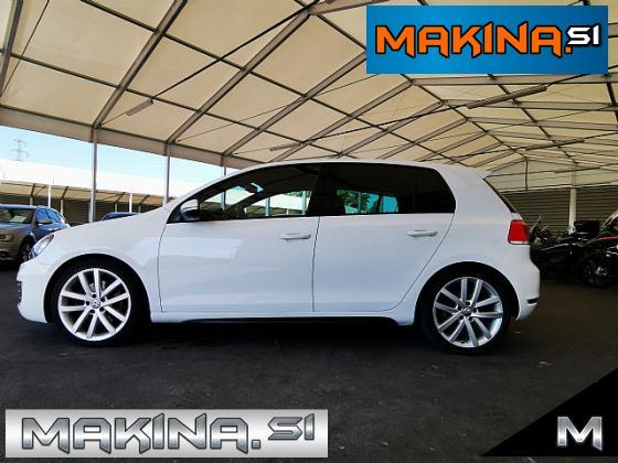 Volkswagen Golf 2.0 TDI GTD 1.LASTNIK-SLOVENSKO VOZILO