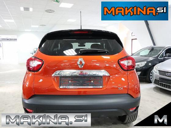 Renault Captur TCe 90 Limited- SLOVENSKO VOZILO- SAMO 25.000 KM- 1.LASTNICA-