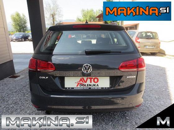 Volkswagen Golf Variant 1.6TDI BlueMotion Comfortline NAVIGACIJA + 2 X PDC..