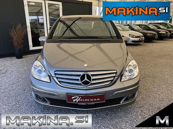Mercedes-Benz B-Razred B 200 CDI Avtomatic- pdc- alu16- gretje sedežev