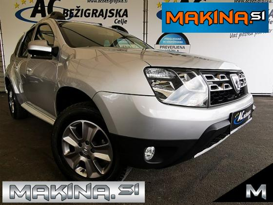 Dacia Duster 1.5 dCi 110 4X4- PDC -ALU- PRIKLOP- JAMSTVO 12.Mesecev