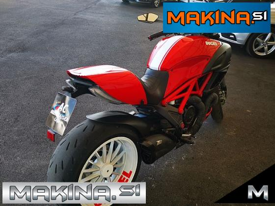 Ducati G100-AD DIAVEL CROMO 1200