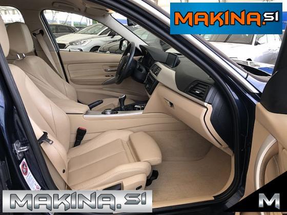 BMW serija 3- 316d Touring- navigacija- pdc- alu16