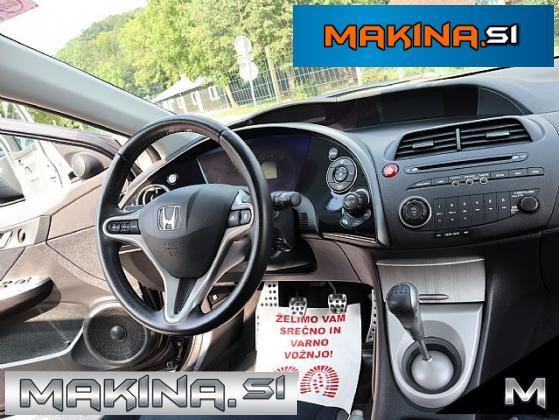 Honda Civic 1.4 Sport-SLOVENSKO VOZILO- SAMO 70.000KM- 1.LASTNICA-