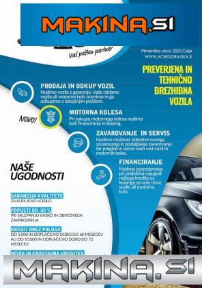 Peugeot 3008 1.6 THP Allure- NAVIGACIJA- RADAR- BIXENON