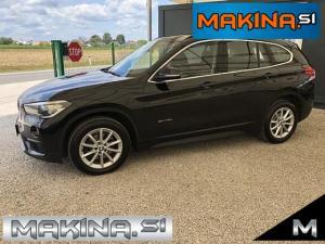 BMW serija X1- sDrive16d Advantage- navigacija- pdc- alu17