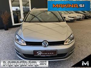 Volkswagen Golf Variant 1.6 TDI BMT Comfortline DSG- navigacija- pdc- alu16