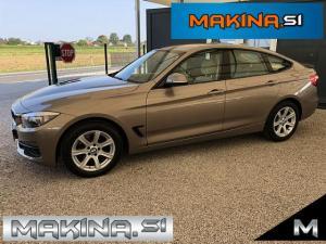 BMW serija 3- 318d Gran Turismo- navigacija- pdc- alu17