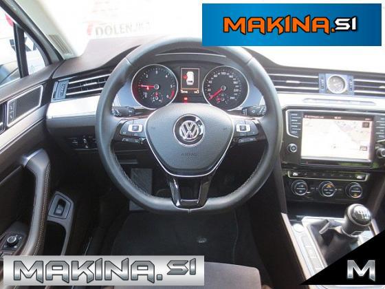 Volkswagen Passat Variant 2.0TDI BMT Highline NAVIGACIJA + XENON + 2 X PDC + USNJE