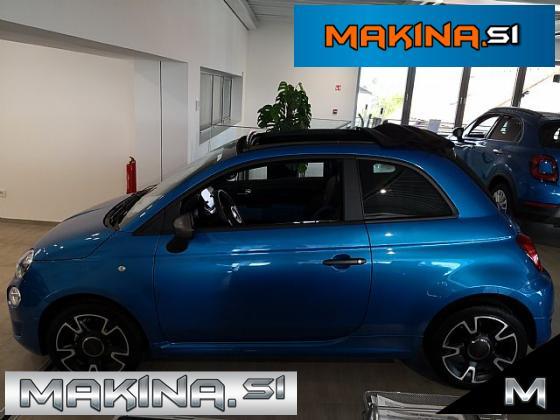 Fiat 500C 1.2 8V S