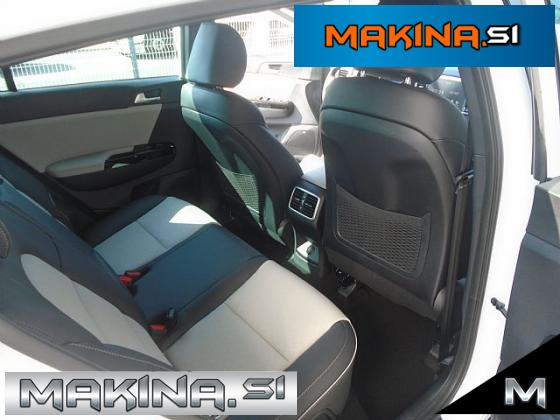 Kia Sportage 2WD 1.6 CRDI GT-Line ISG DCT AKCIJ