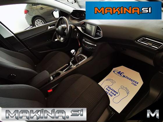 Peugeot 308 SW 1.6 BlueHDI Business- BREZ POLOGA- JAMSTVO 12.Mesecev