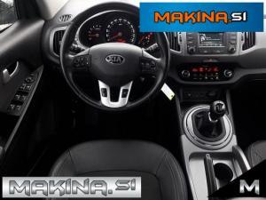 Kia Sportage 2WD 1.7 CRDi USNJE. VZRATNA KAMERA. 17 ALU. MENJAVA
