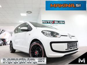 Volkswagen up! -SLOVENSKO VOZILO- SAMO 91.000KM- 1LASTNIK- TEMPOMAT- PDC-