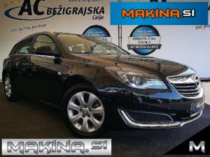 Opel Insignia SportsTourer 1.6 CDTI Active Avtomatic- NAVIGACIJA- 2 X PDC- LED