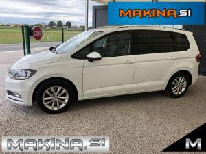 Volkswagen Touran 1.6 TDI BMT Comfortline- navigacija- pdc- alu16