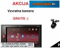 MULTIMEDIJSKI AVTORADIO PIONEER MVH-A210BT + KAMERA