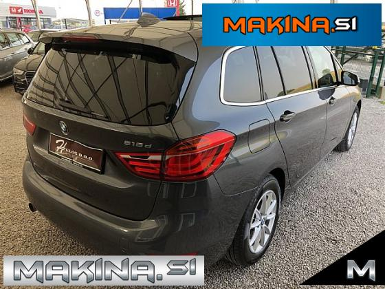 BMW serija 2- 218d Gran Tourer Advantage- xenon- navigacija- pdc- panorama
