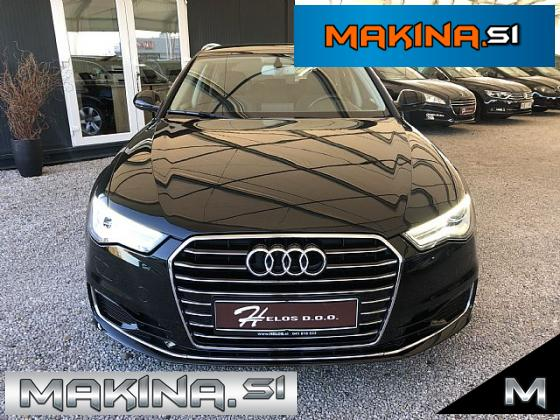 Audi A6 Avant 2.0 TDI ultra Business- navigacija- pdc- alu17- kamera