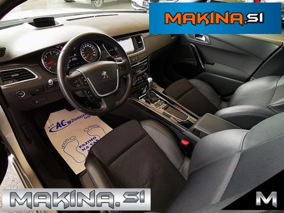 Peugeot 508 SW 2.0 BlueHDi Allure Avtomatic- NAVIGACIJA- PDC- ALU- PANORAMA