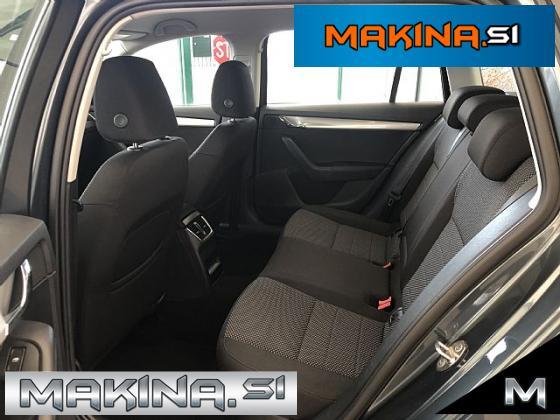 Škoda Octavia Combi 1.6 TDI GreenLine- navigacija- pdc- alu16