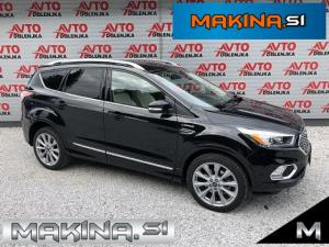 Ford Kuga 4x4 2.0 TDCi VIGNALE AUT+NAVI+XENON+PDC+USNJE+ALU