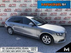 Audi A4 Avant 2.0 TDI DPF AVTOMATIC KLIMA + EL.STEKLA + POTOVALNI RAČUNALNIK +TEL.