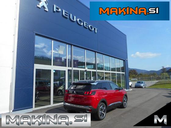 Peugeot 3008 1.5 BlueHDI 130 S S GT Line Avtomatic