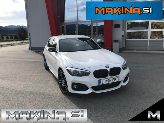 BMW serija 1- 120d M Sport Avtomatic X Drive