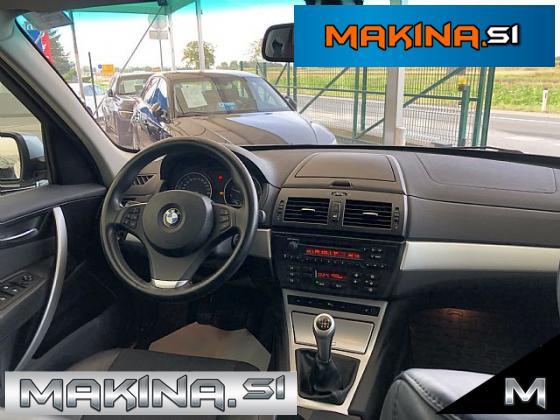 BMW serija X3- xDrive 2.0d-slo-pdc-alu17