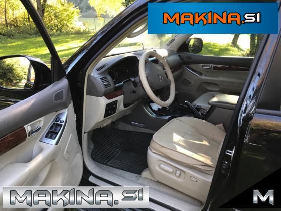 Toyota Land Cruiser 3.0 D-4D Executive Avtomatic 4x4
