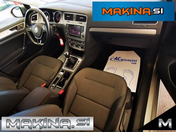 Volkswagen Golf Variant 1.6 TDI BlueMotion Comfortline- NAVI- 2 x PDC