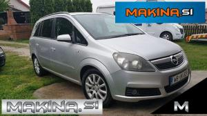 Opel Zafira Elegance 1.9 CDTI