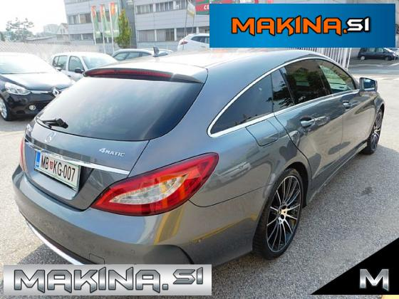 Mercedes-Benz CLS-Razred 250d 4matic AMG Line DISTRONIC 360 usnje MULTI LED