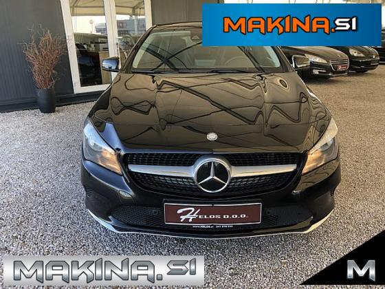 Mercedes-Benz CLA-Razred CLA 200 d Shooting Brake Avtomatic- navigacija- pdc- alu18
