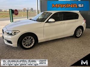 BMW serija 1- 116d Advantage- slo- 1.lastnik- pdc- alu16