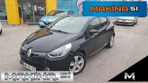 Renault Clio 1.2 16V Dynamique SLOVENSKO VOZILO