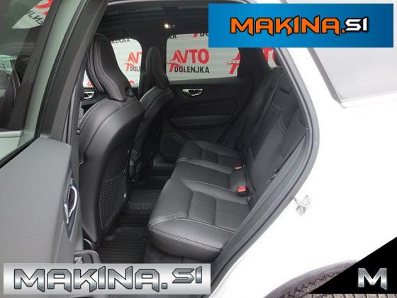 Volvo XC60 D5 AWD R-Design AUTOMATIC- MAXIMALNA OPREMA + VOZILO KOT NOVO