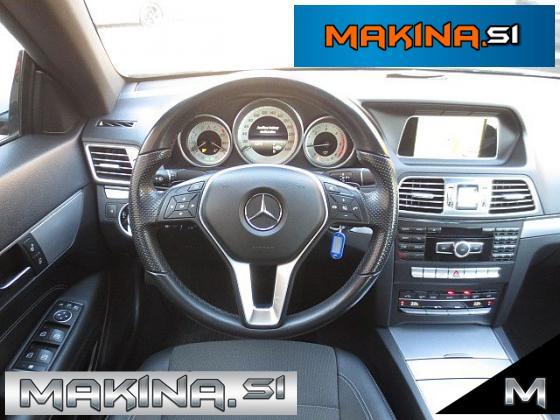Mercedes-Benz E-Razred E Coupé 220 CDI AUTOMATIC +  USNJE + NAVIGACIJA + 2 X PDC + TEMPOMAT + ALU