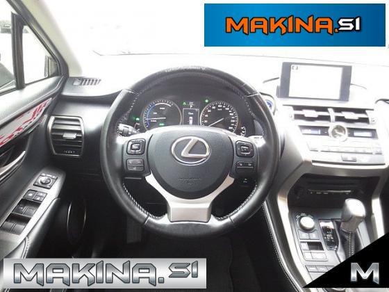 Lexus NX 300H NAVIGACIJA + KAMERA + KEYLESS + DELNO USNJE + LE 51.500 KM...
