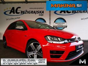 Volkswagen Golf R 2.0 4 Motion