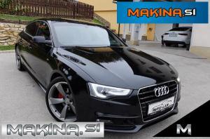Audi A5 Sportback 2.0 TDI 2x S-line Xenon- led 3D NAVIGACIJA