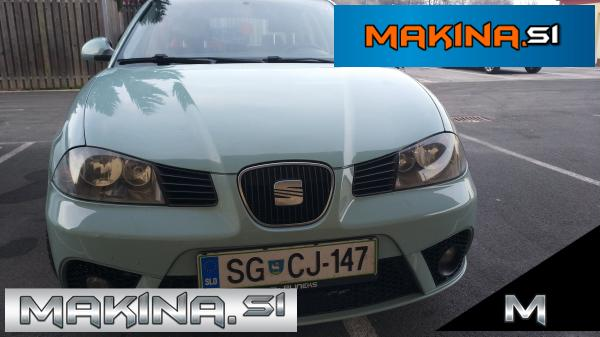 SEAT IBIZA 1.4 16V, Avtoplin LPG