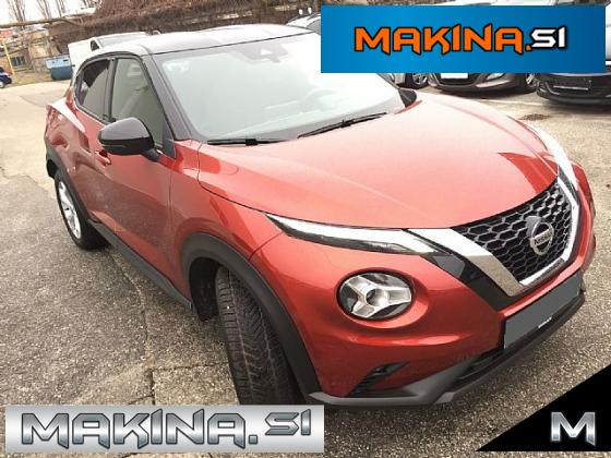 Nissan Juke 1.0 N-Connecta