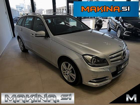 Mercedes-Benz C-Razred C 220 CDI Avantgarde Automatik- PANORAMA- NAVIGACIJA- 2 x PDC