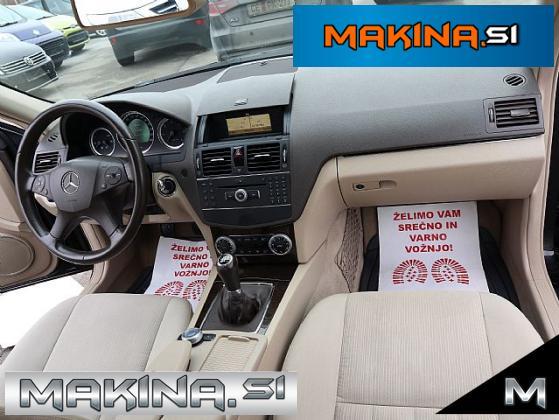 Mercedes-Benz C-Razred C 200 CDI Avantgarde- CROM- DVOJNA-KLIMA- BLUETOOTH-